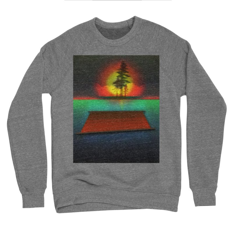 Imagination 1 Men's Sponge Fleece Sweatshirt by #woctxphotog's Artist Shop