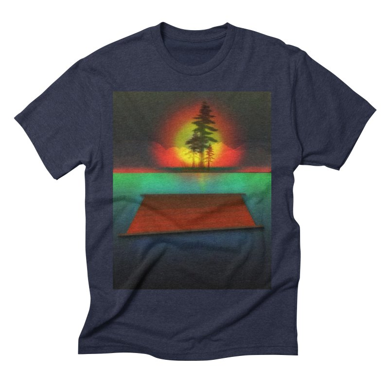 Imagination 1 Men's Triblend T-Shirt by #woctxphotog's Artist Shop