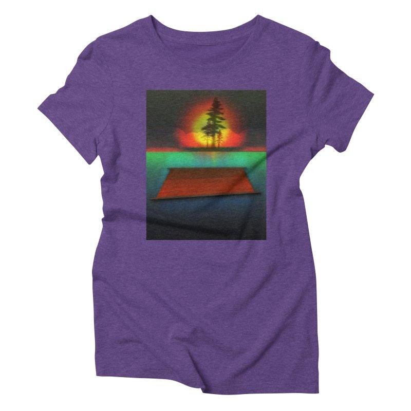 Imagination 1 Women's Triblend T-Shirt by #woctxphotog's Artist Shop