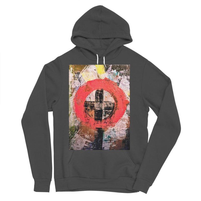 We Are But Targets Among Chaos Men's Sponge Fleece Pullover Hoody by #woctxphotog's Artist Shop