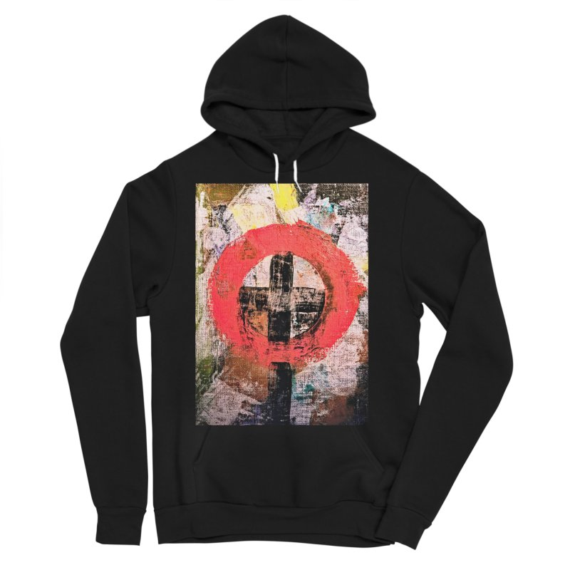 We Are But Targets Among Chaos Men's Sponge Fleece Pullover Hoody by #woctxphotog's Artist Shop