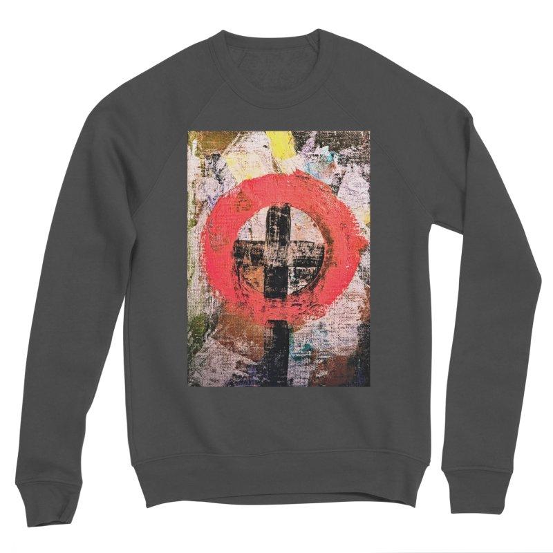 We Are But Targets Among Chaos Men's Sponge Fleece Sweatshirt by #woctxphotog's Artist Shop