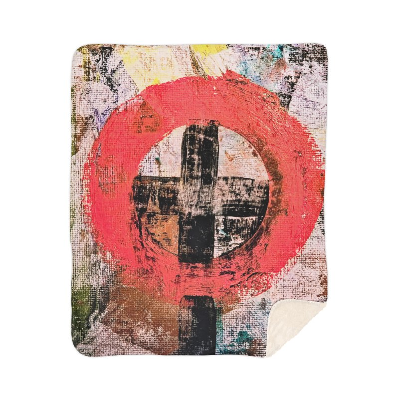 We Are But Targets Among Chaos Home Sherpa Blanket Blanket by #woctxphotog's Artist Shop