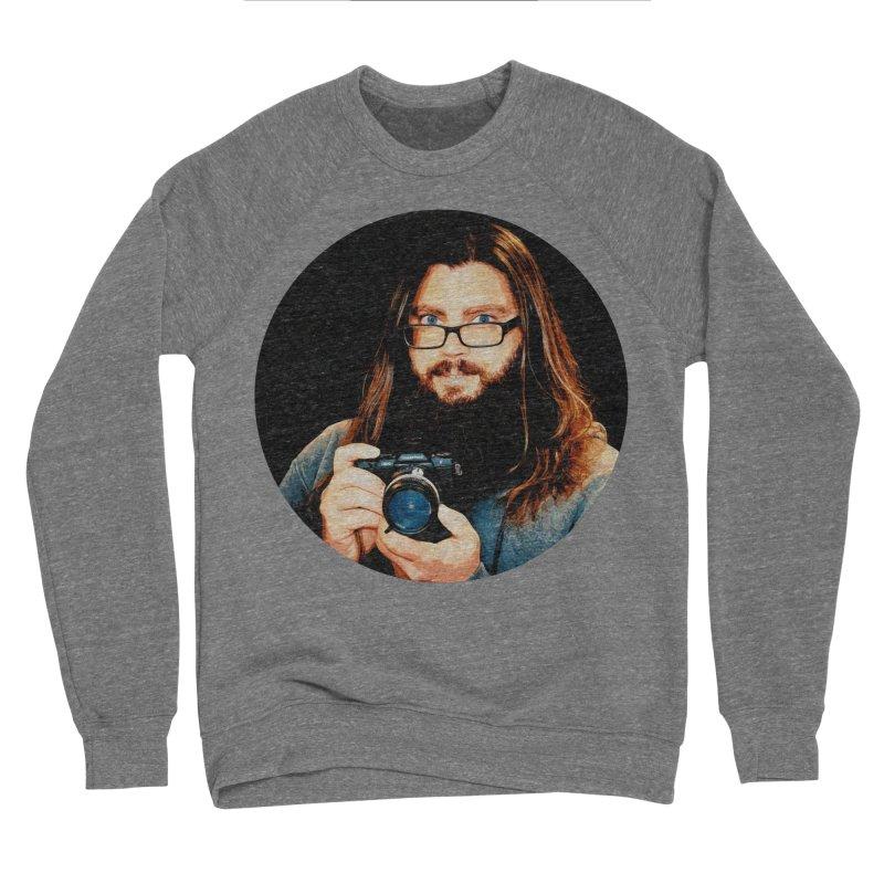 Me Men's Sponge Fleece Sweatshirt by #woctxphotog's Artist Shop