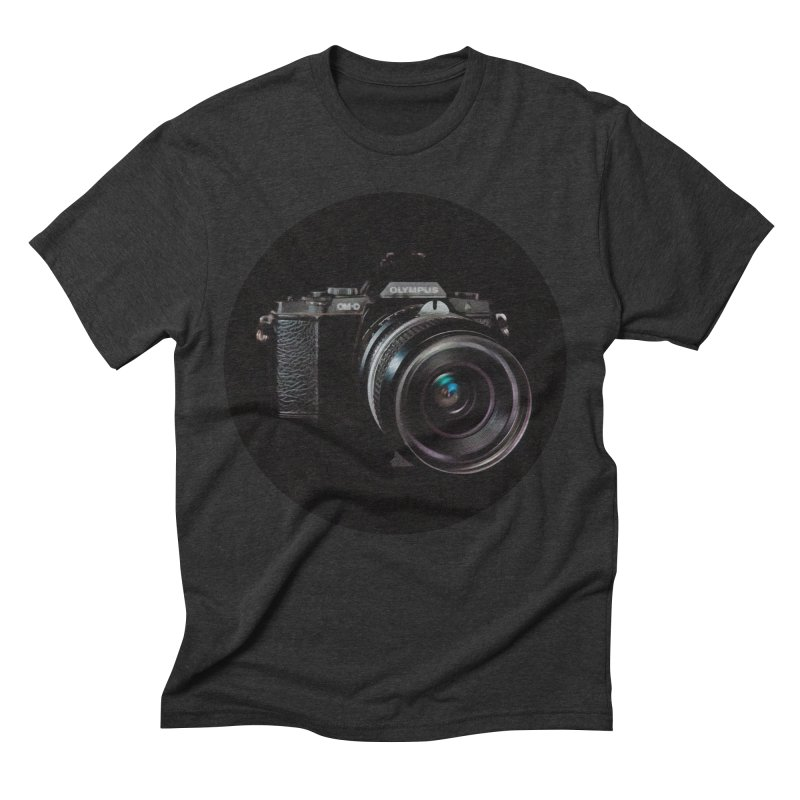 Camera Art Men's T-Shirt by #woctxphotog's Artist Shop