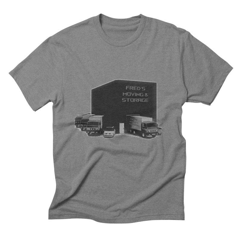 Fred's Men's T-Shirt by #woctxphotog's Artist Shop