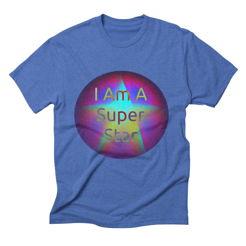 Super Star Men's T-Shirt by #woctxphotog's Artist Shop