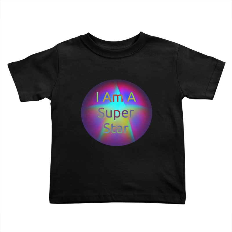Super Star Kids Toddler T-Shirt by #woctxphotog's Artist Shop