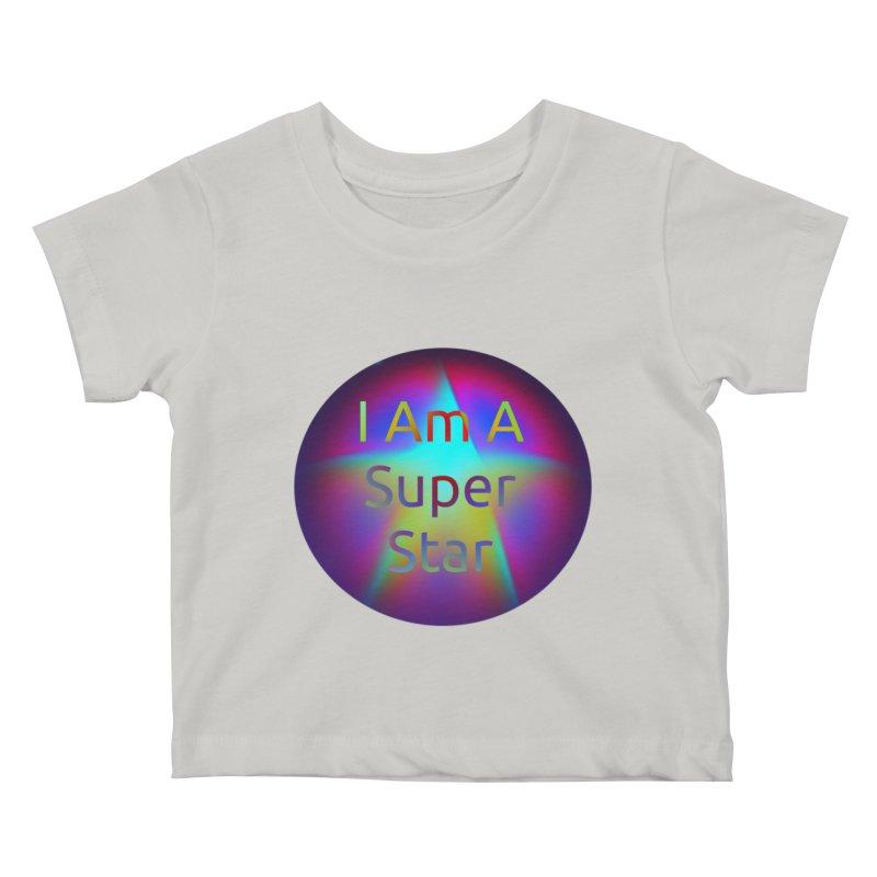 Super Star Kids Baby T-Shirt by #woctxphotog's Artist Shop