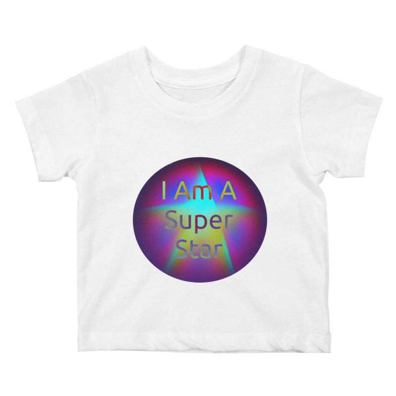 Super Star Kids Baby T-Shirt by #woctxphotog's Artist Shop