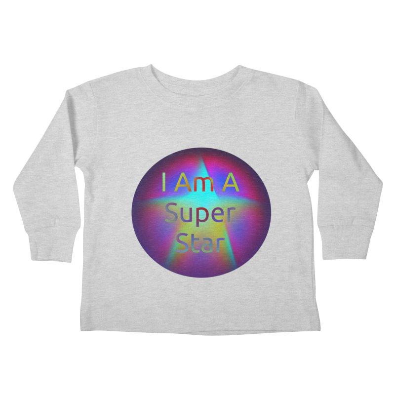 Super Star Kids Toddler Longsleeve T-Shirt by #woctxphotog's Artist Shop