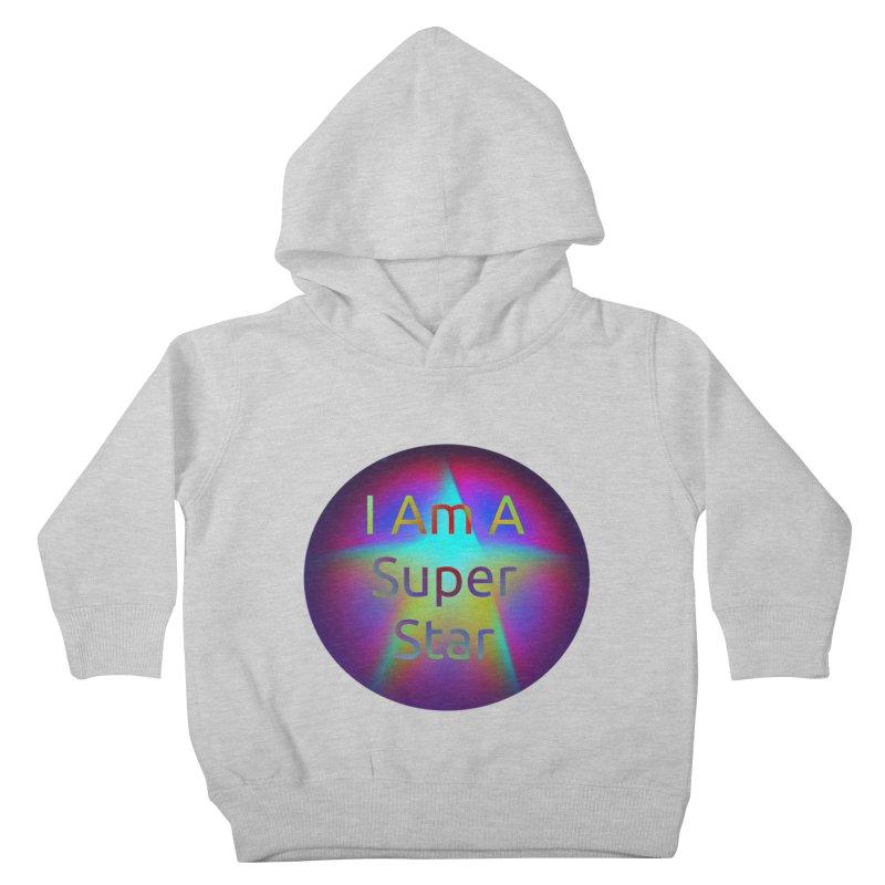 Super Star Kids Toddler Pullover Hoody by #woctxphotog's Artist Shop