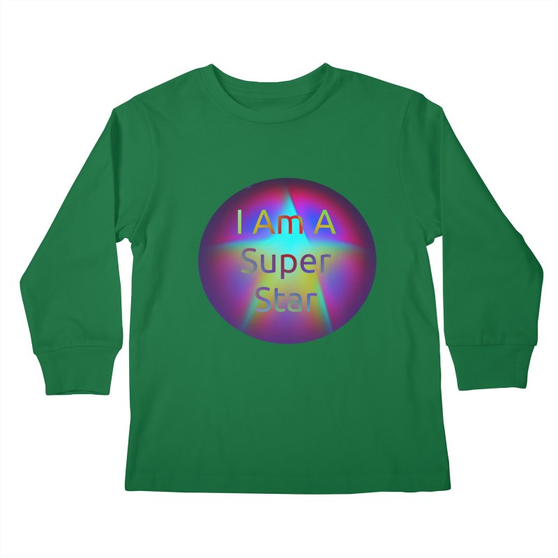 Super Star Kids Longsleeve T-Shirt by #woctxphotog's Artist Shop