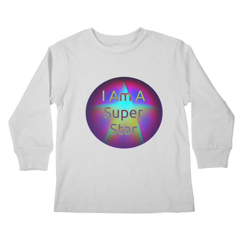 Super Star Kids Longsleeve T-Shirt by #woctxphotog's Artist Shop