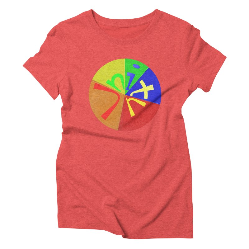Unity Women's Triblend T-Shirt by #woctxphotog's Artist Shop