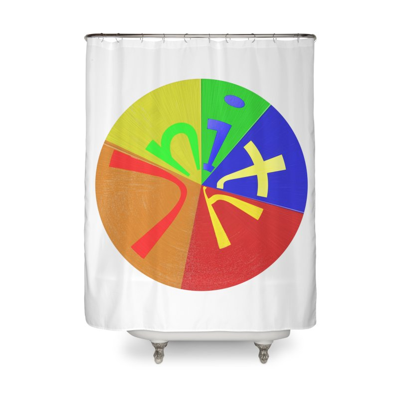 Unity Home Shower Curtain by #woctxphotog's Artist Shop