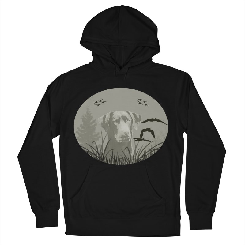 Lab Men's French Terry Pullover Hoody by #woctxphotog's Artist Shop
