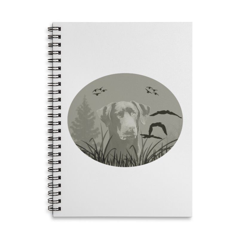 Lab Accessories Lined Spiral Notebook by #woctxphotog's Artist Shop