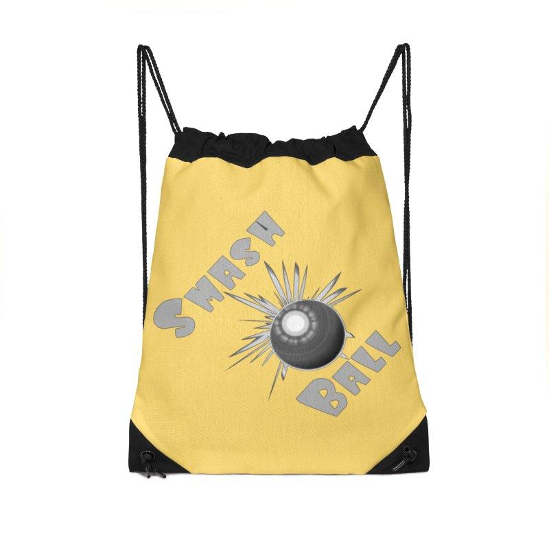 Smash Ball Accessories Bag by #woctxphotog's Artist Shop