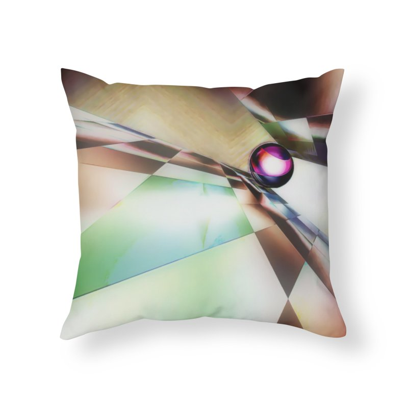 Corner Pocket Home Throw Pillow by #woctxphotog's Artist Shop