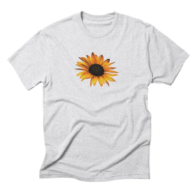 Be Happy Men's Triblend T-shirt by #woctxphotog's Artist Shop