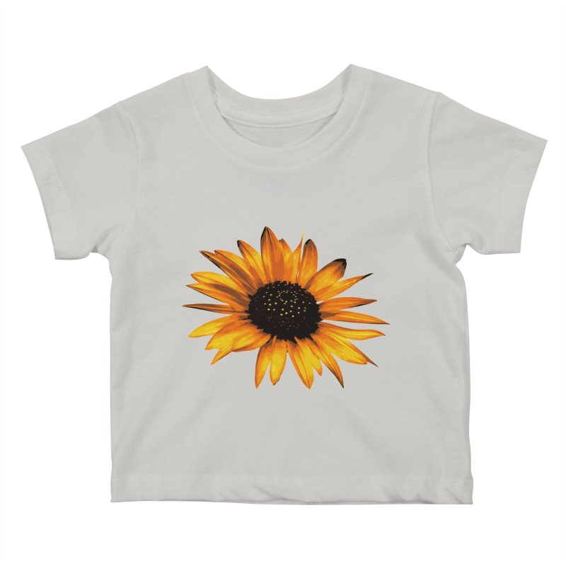 Be Happy Kids Baby T-Shirt by #woctxphotog's Artist Shop