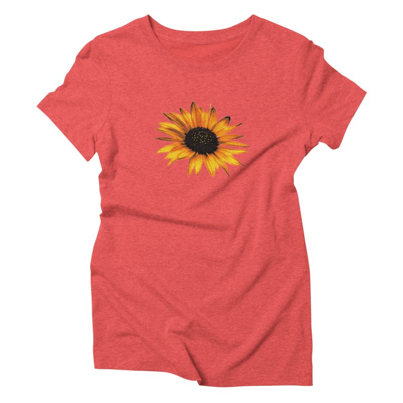 Be Happy Women's Triblend T-shirt by #woctxphotog's Artist Shop