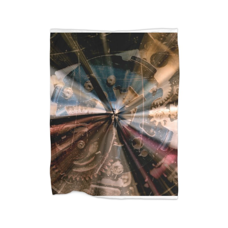 Wasted Time Home Blanket by #woctxphotog's Artist Shop