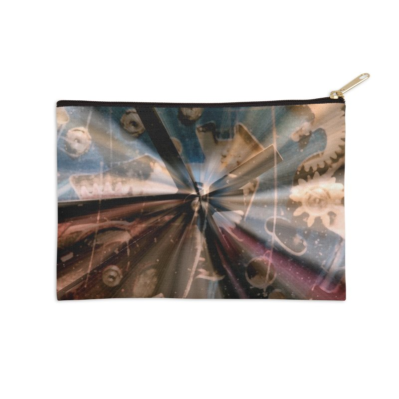 Wasted Time Accessories Zip Pouch by #woctxphotog's Artist Shop