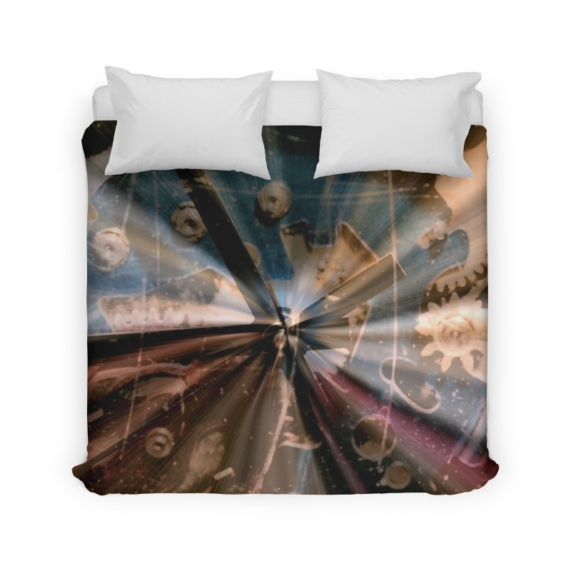 Wasted Time Home Duvet by #woctxphotog's Artist Shop