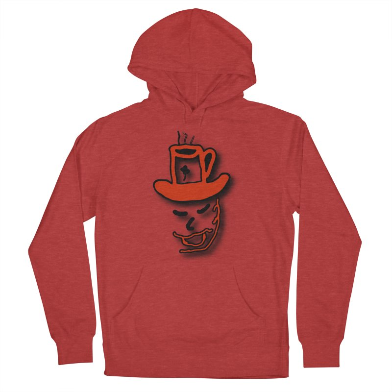 Coffee Hat Man Women's Pullover Hoody by #woctxphotog's Artist Shop