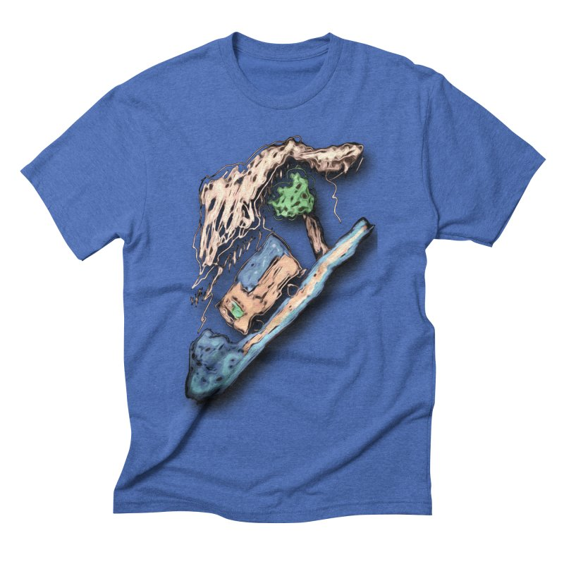 Dont Know Where I Am Going Men's Triblend T-shirt by #woctxphotog's Artist Shop