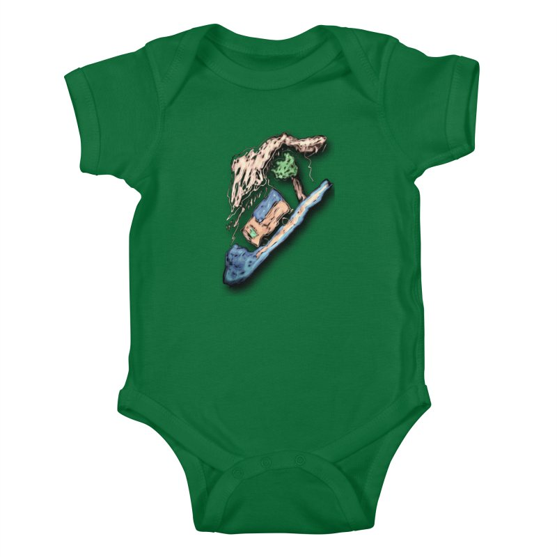 Dont Know Where I Am Going Kids Baby Bodysuit by #woctxphotog's Artist Shop