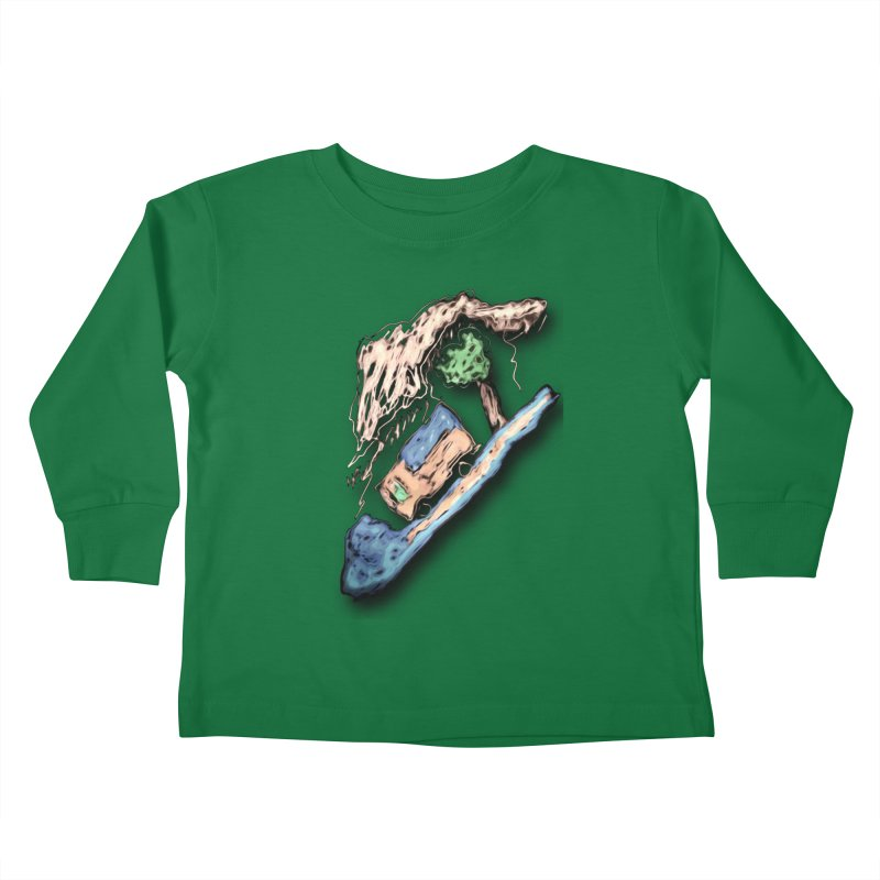 Dont Know Where I Am Going Kids Toddler Longsleeve T-Shirt by #woctxphotog's Artist Shop