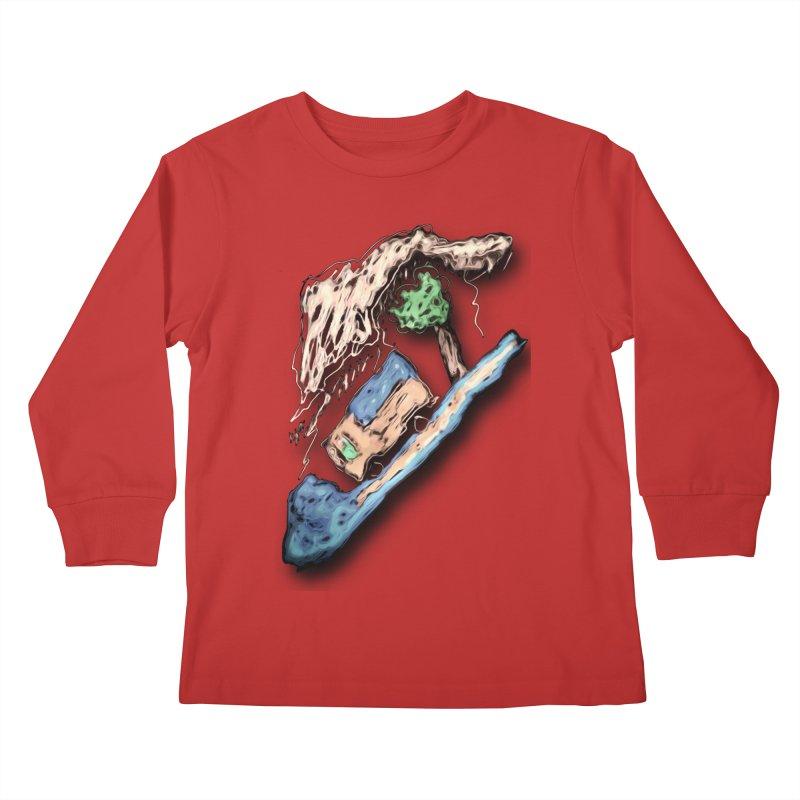 Dont Know Where I Am Going Kids Longsleeve T-Shirt by #woctxphotog's Artist Shop