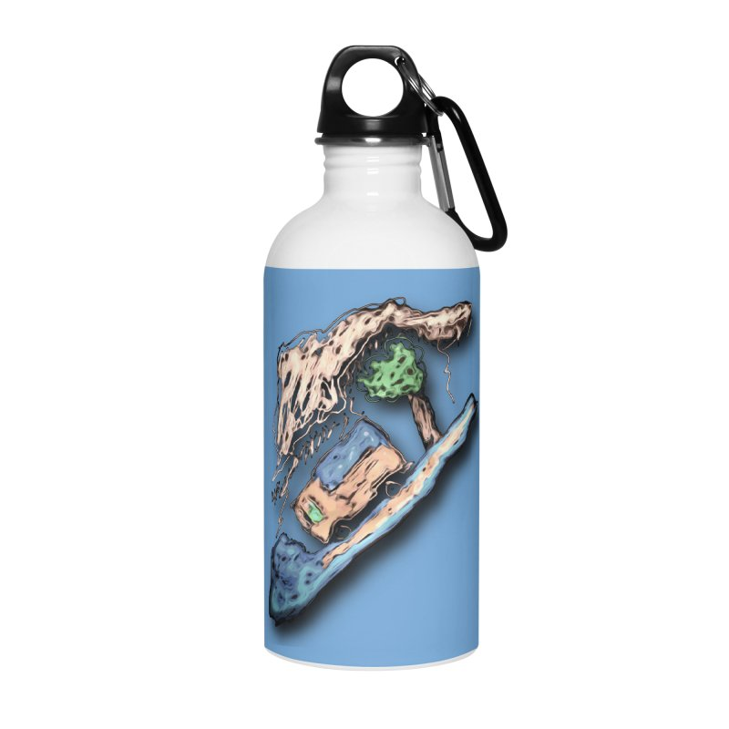 Dont Know Where I Am Going Accessories Water Bottle by #woctxphotog's Artist Shop