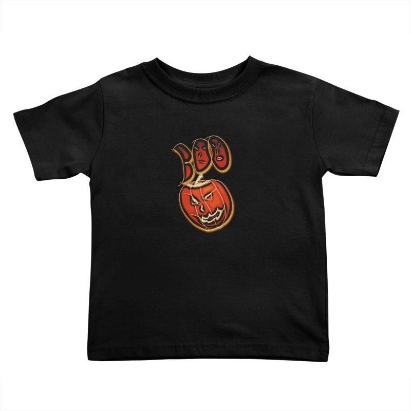 Boo Kids Toddler T-Shirt by #woctxphotog's Artist Shop