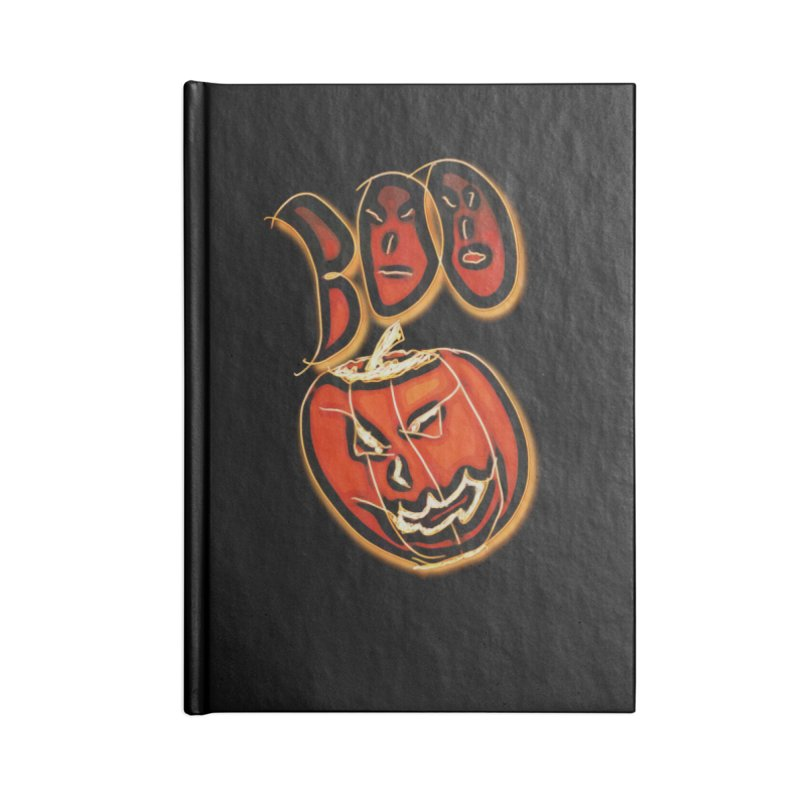 Boo Accessories Blank Journal Notebook by #woctxphotog's Artist Shop