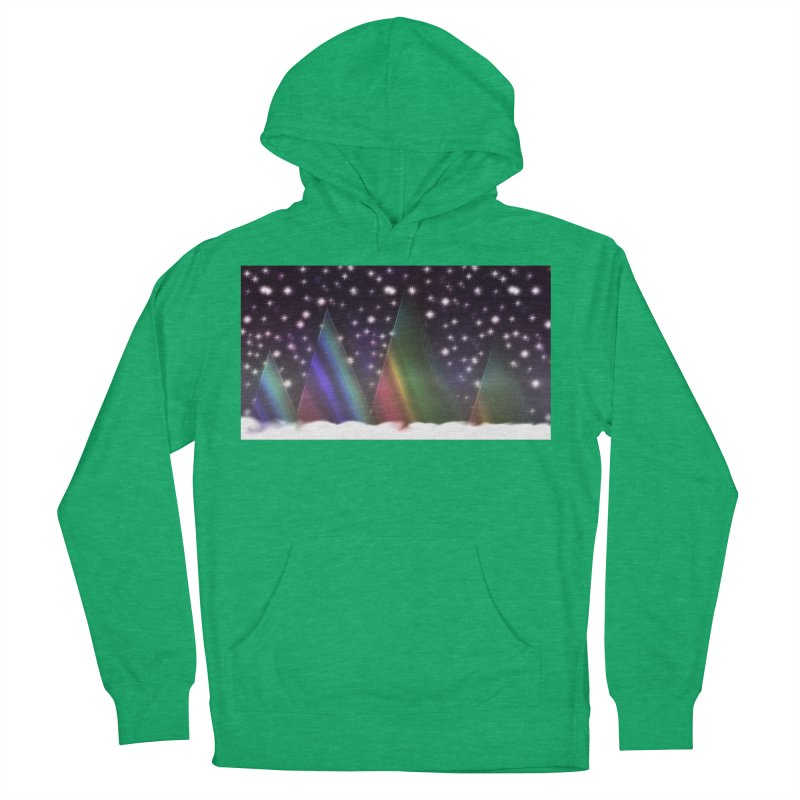 Seasons Greetings Men's French Terry Pullover Hoody by #woctxphotog's Artist Shop