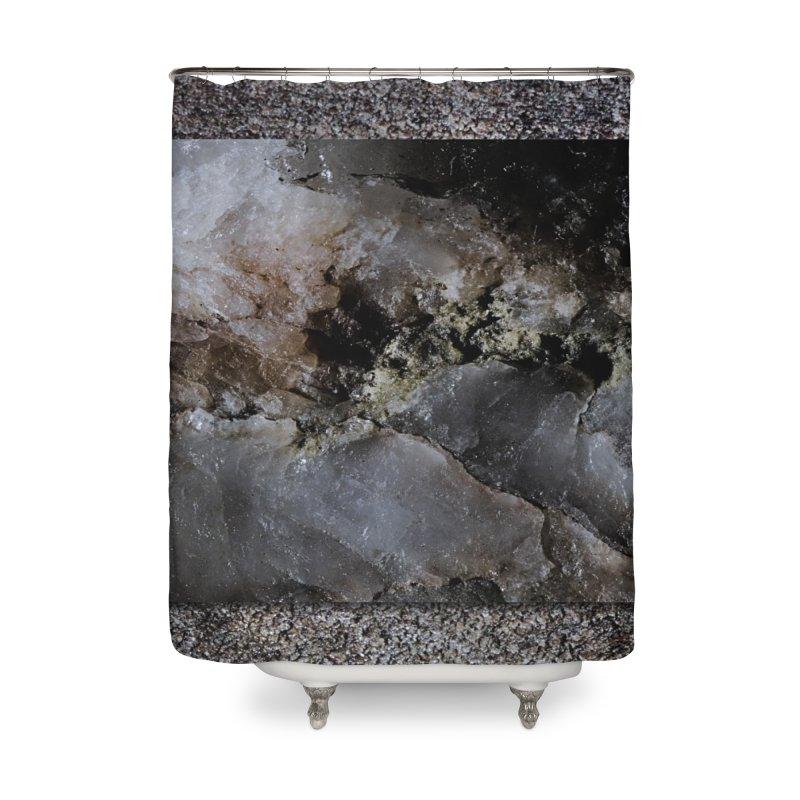 Natural Layers Home Shower Curtain by #woctxphotog's Artist Shop