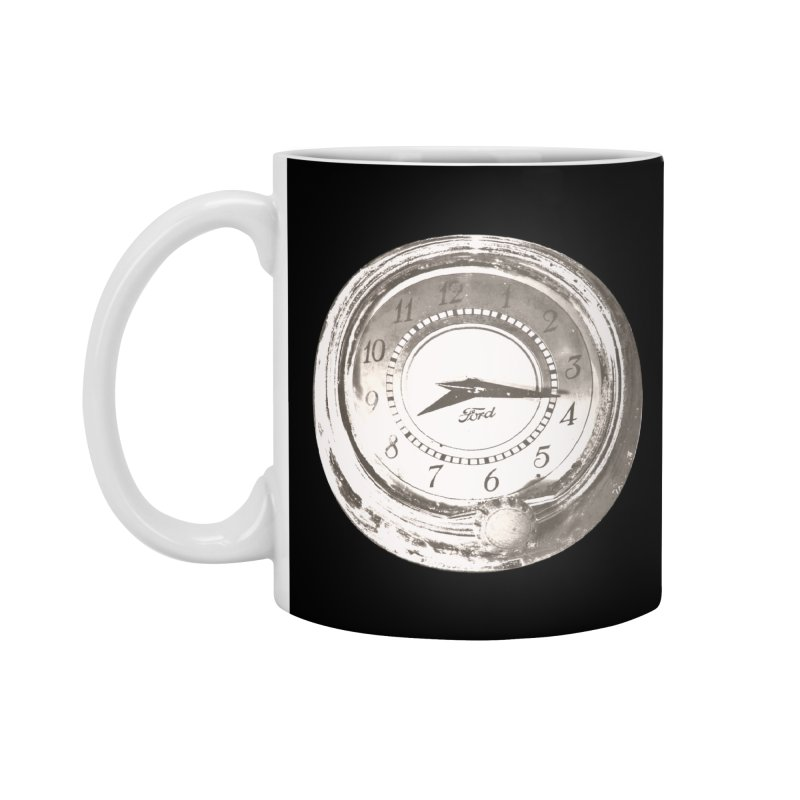 Old Time Accessories Mug by #woctxphotog's Artist Shop