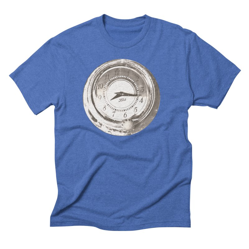 Old Time Men's Triblend T-shirt by #woctxphotog's Artist Shop
