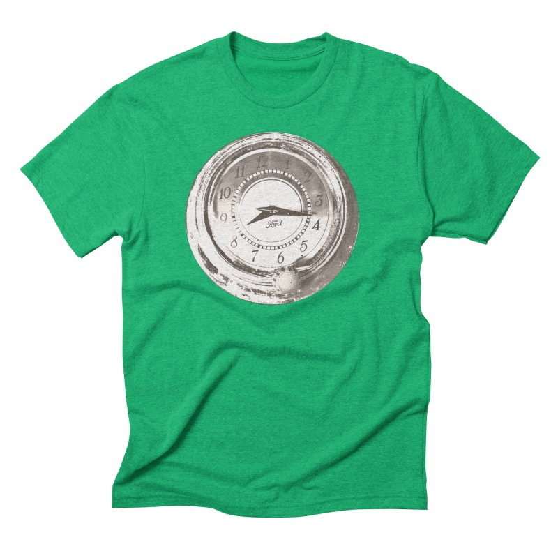 Old Time Men's Triblend T-Shirt by #woctxphotog's Artist Shop