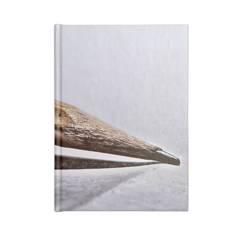 Pencil On Paper Accessories Notebook by #woctxphotog's Artist Shop