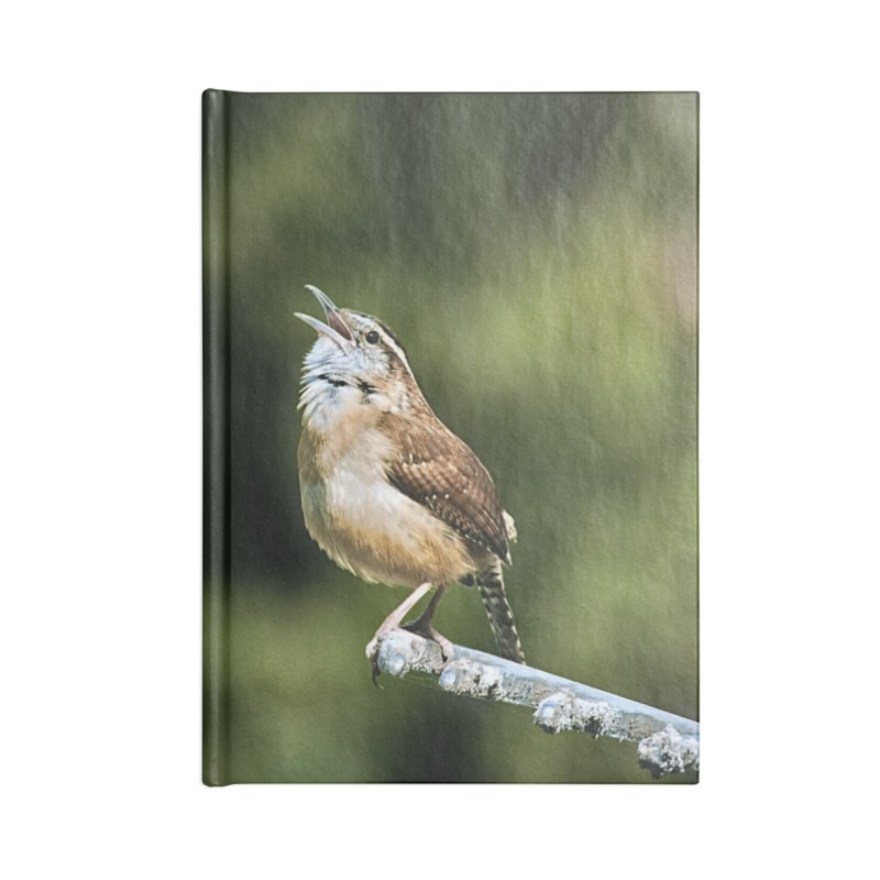 Singing On Sunday Accessories Notebook by #woctxphotog's Artist Shop