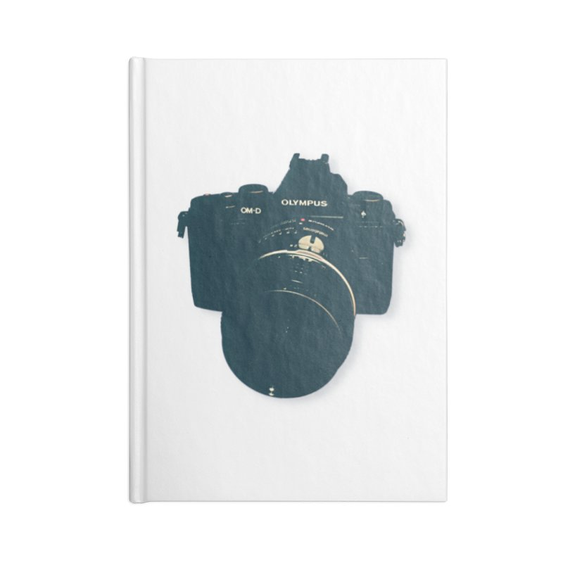 My Favorite Camera Accessories Blank Journal Notebook by #woctxphotog's Artist Shop