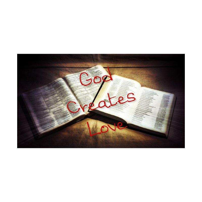 God Creates Love Canvas by #woctxphotog's Artist Shop