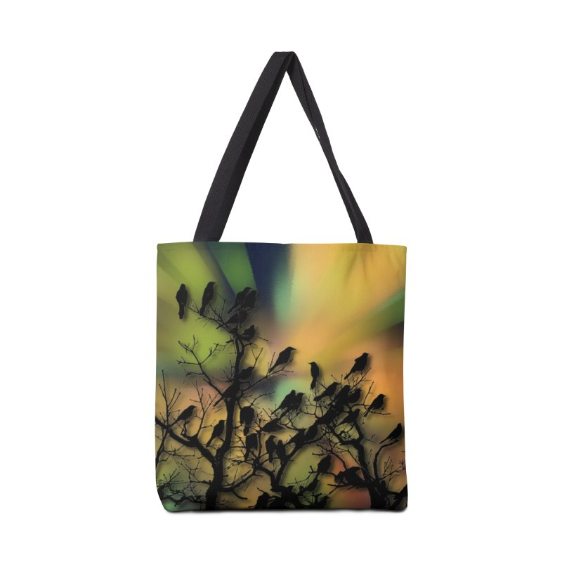 When Times Are Dark Accessories Bag by #woctxphotog's Artist Shop