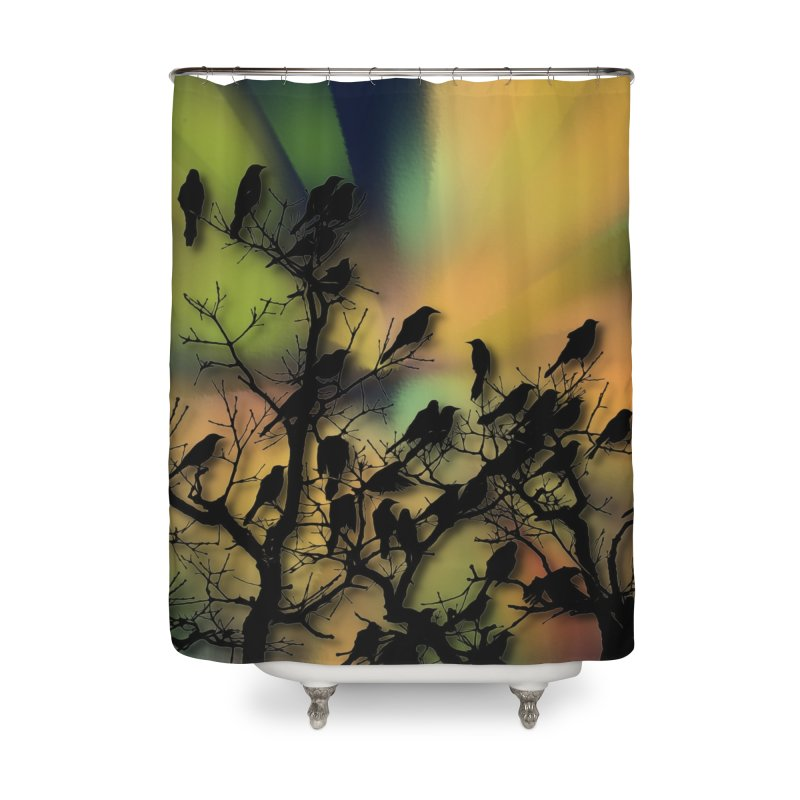 When Times Are Dark Home Shower Curtain by #woctxphotog's Artist Shop