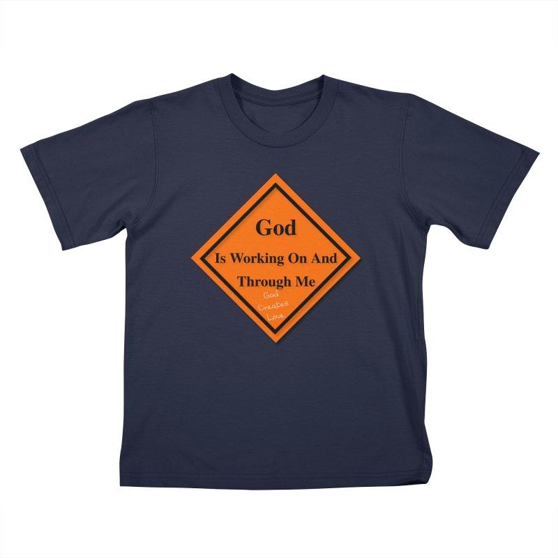 God Is Working Kids T-Shirt by #woctxphotog's Artist Shop